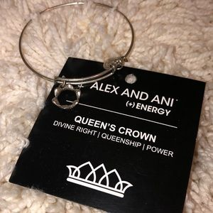 Alex and Ani - Queen's Crown